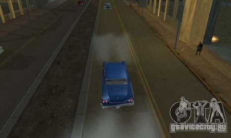 Realistic Lights для GTA San Andreas