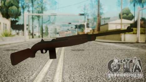 M1 Carbine для GTA San Andreas второй скриншот