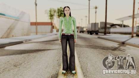 Ofyri CR Style для GTA San Andreas второй скриншот