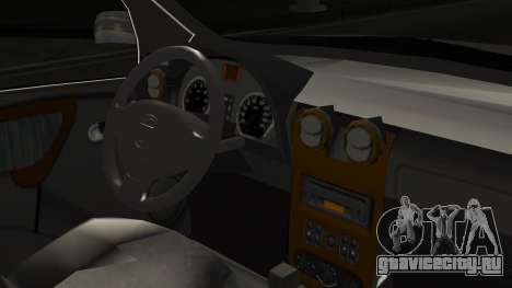 Renault Duster Patrulla Policia Colombiana для GTA San Andreas вид справа