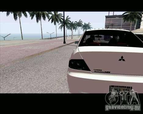 ENB Settings by J228 для GTA San Andreas второй скриншот