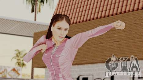 Hfyst CR Style для GTA San Andreas