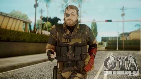 Venom Snake Splitter для GTA San Andreas
