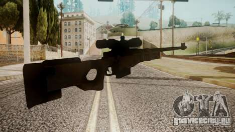 Sniper Rifle by catfromnesbox для GTA San Andreas второй скриншот