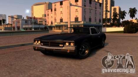 Sabre Vigero Muscle Car для GTA 4