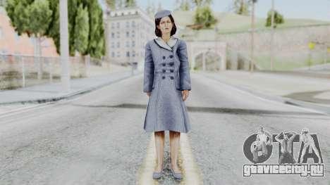 Девушка из The Godfather: The Game для GTA San Andreas второй скриншот
