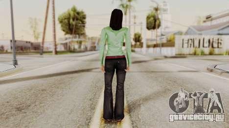 Ofyri CR Style для GTA San Andreas третий скриншот