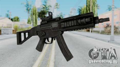 MP5 from RE6 для GTA San Andreas