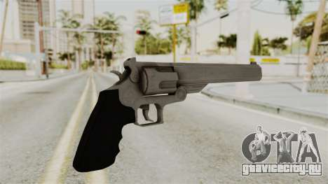 Desert Eagle from RE6 для GTA San Andreas второй скриншот
