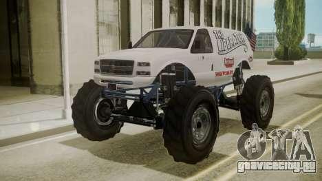 GTA 5 Vapid The Liberator для GTA San Andreas