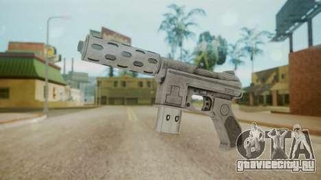 GTA 5 Tec-9 (Lowrider DLC) для GTA San Andreas