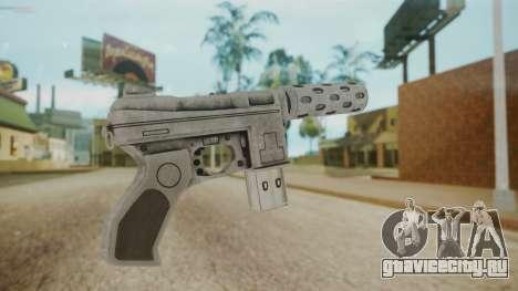 GTA 5 Tec-9 (Lowrider DLC) для GTA San Andreas второй скриншот