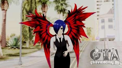 Touka Kirishima (Tokyo Ghoul) v2 для GTA San Andreas
