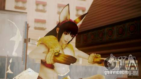Samurai Warriors 4 Oichi No Tail для GTA San Andreas