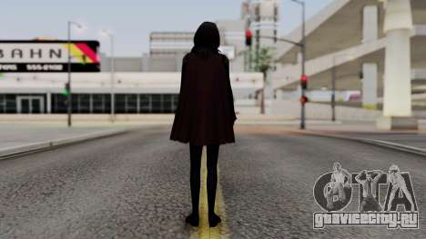 Final Fantasy Type 0 - Rem Tokomiya для GTA San Andreas третий скриншот