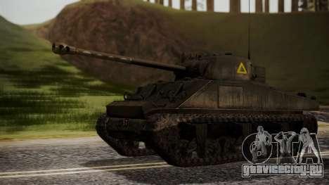 Sherman MK VC Firefly для GTA San Andreas
