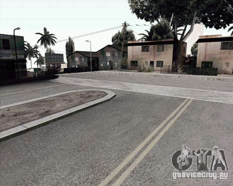 ENB Settings by J228 для GTA San Andreas шестой скриншот
