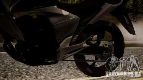 New Mega Pro для GTA San Andreas вид справа