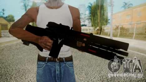 VXA-RG105 Railgun without Stripes для GTA San Andreas третий скриншот