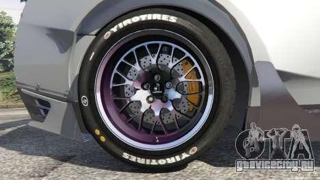 Nissan GT-R (R35) [RocketBunny] для GTA 5 вид справа
