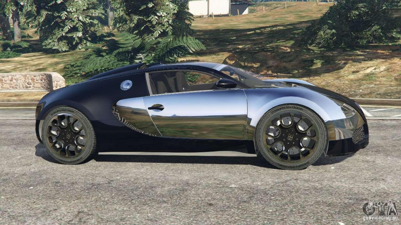 bugatti veyron grand sport v5 0 gta 5. Black Bedroom Furniture Sets. Home Design Ideas