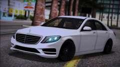 Mercedes Benz S63 W222 Качественный Сток