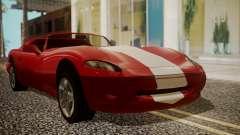 Banshee Edition 2015 для GTA San Andreas