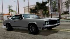 Sabre Turbo from Vice City Stories для GTA San Andreas