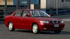 Daewoo Nubira I Sedan SX USA 1999