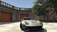 Ferrari F12 Berlinetta [LibertyWalk] v1.1