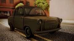 Vespa 400 1958