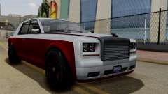 Morningstar Justice (Super Diamond) from SR3 для GTA San Andreas