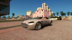 Aston Martin DB9 Vice City Deluxe для GTA 4