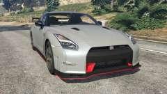 Nissan GT-R Nismo 2015 v1.1