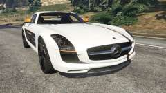 Mercedes-Benz SLS AMG Coupe для GTA 5