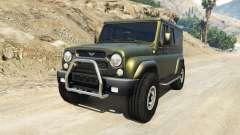 УАЗ-3159 Барс v2.0