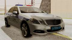 Mercedes-Benz Е500 МВД ГИБДД