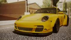 Porsche 997 Liberty Walk для GTA San Andreas