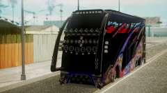 Bus in Thailand для GTA San Andreas