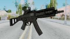 MP5 from RE6