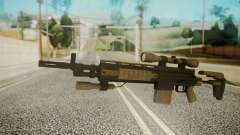 Sniper Rifle from RE6 для GTA San Andreas