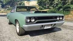 Plymouth Road Runner 1970 [fix] для GTA 5
