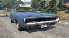 Dodge Charger RT 1970 v3.0
