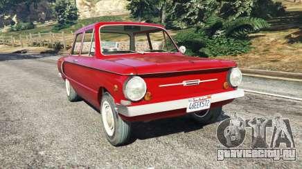 ЗАЗ-968А для GTA 5