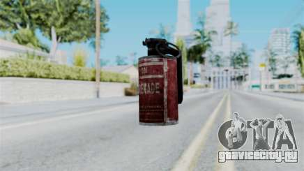 Molotov Cocktail from RE6 для GTA San Andreas