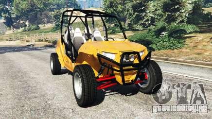 Polaris RZR 4 для GTA 5