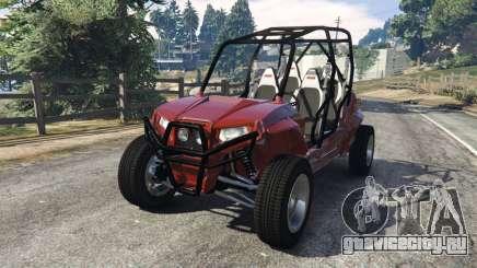 Polaris RZR 4 v1.15 для GTA 5