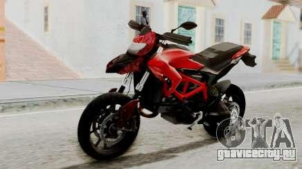 Ducati Hypermotard для GTA San Andreas