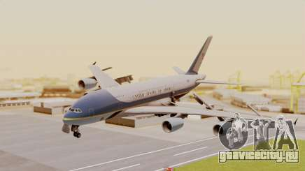 Airbus A380 Air Force One для GTA San Andreas