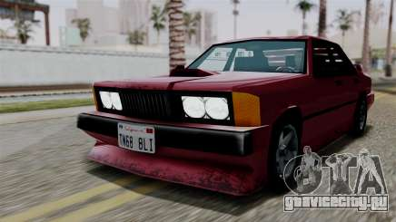 Sentinel XL from Vice City Stories для GTA San Andreas
